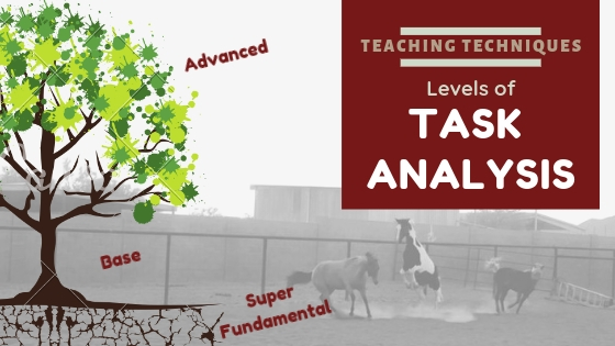 Levels of Task Analysis
