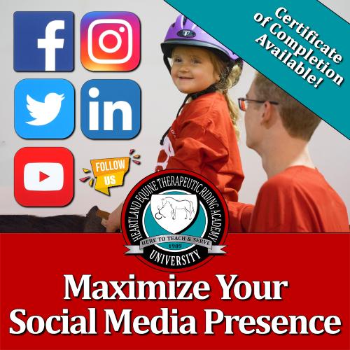 Cover for Social Media Webinar