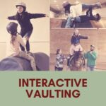 Interactive Vaulting Cover