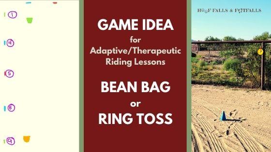 Game Idea: Ring or Bean Bag Toss