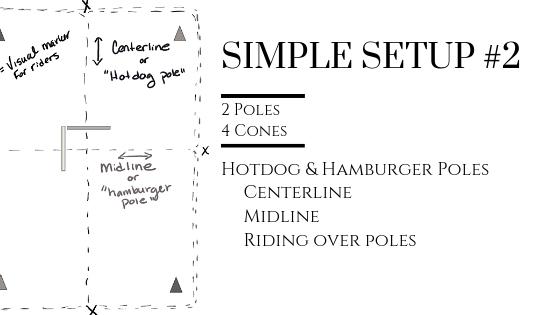 Hotdog & Hamburger Poles!- Simple Setup #2